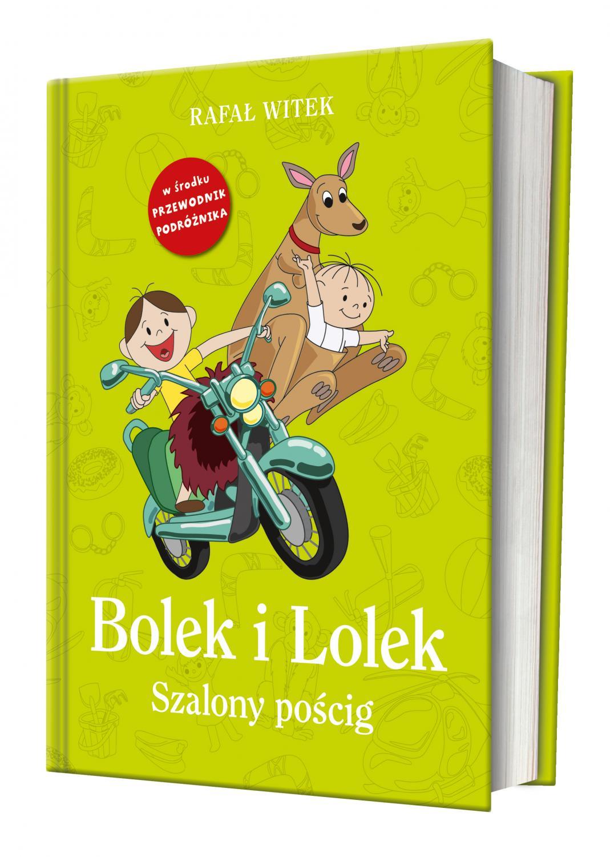 """Rafał Witek """"Bolek i Lolek. Szalony pościg"""""""