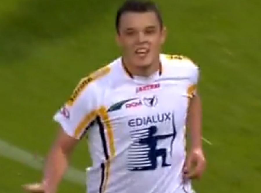 Janczyk zdobył gola w lidze belgijskiej