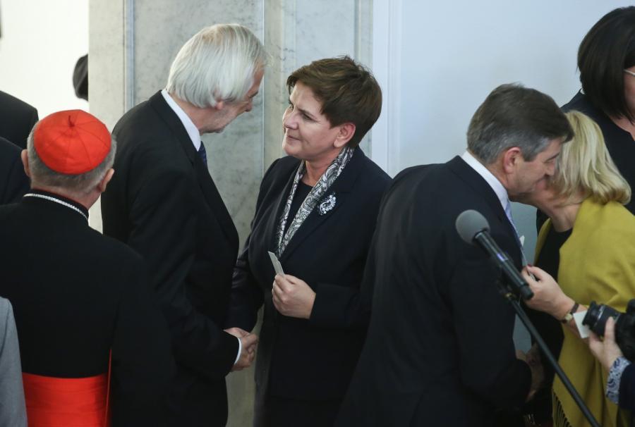 Spotkanie opłatkowe w Sejmie