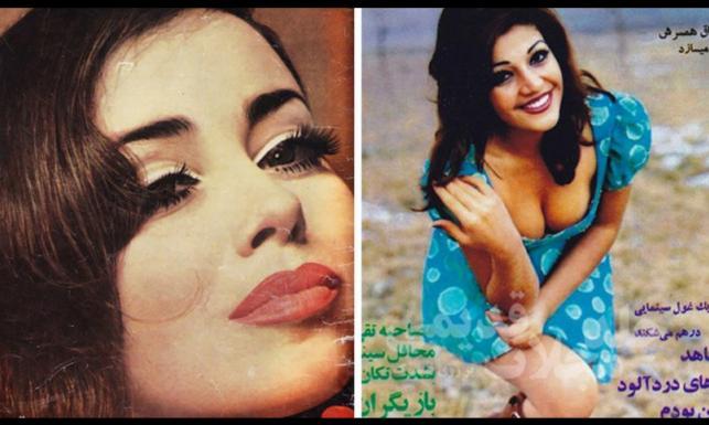 Islam bardzo je zmienił... Seksowne Iranki przed rewolucją