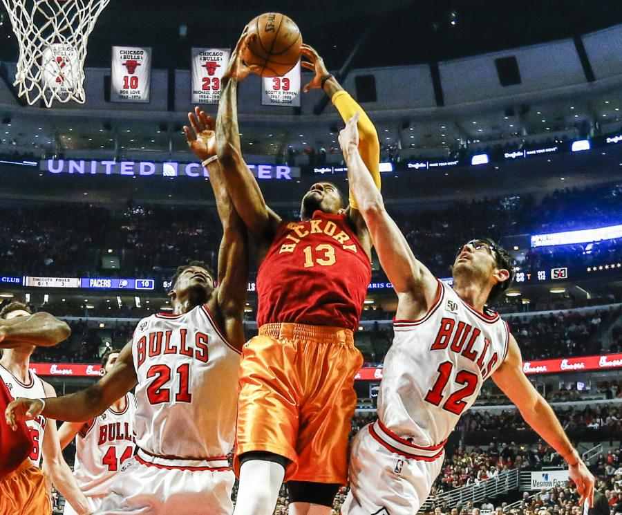 Indiana Pacers - Chicago Bulls