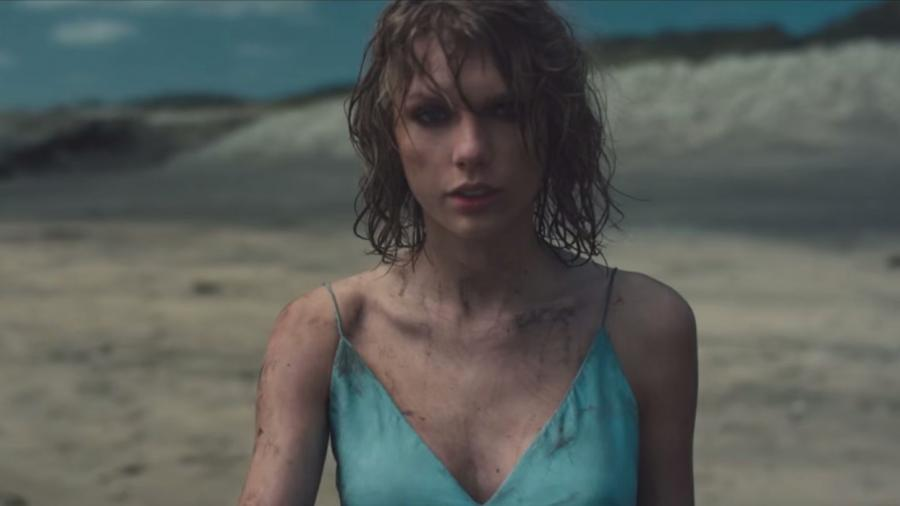 Taylor Swift w teledysku do utworu \