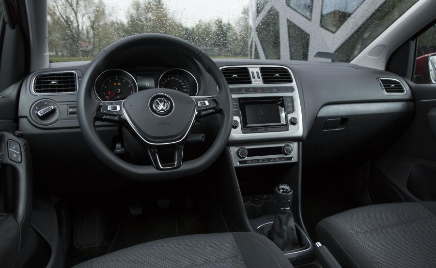 13. miejsce - volkswagen polo