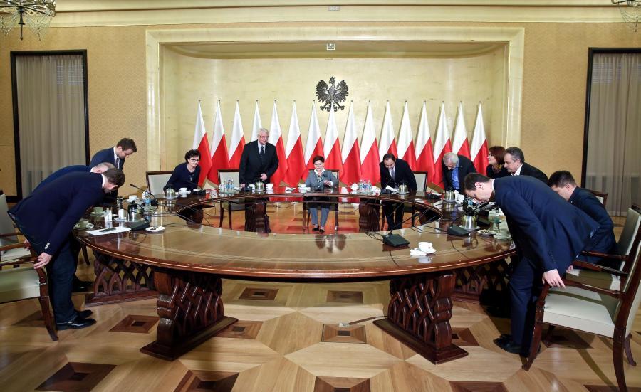 Spotkanie w KPRM