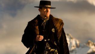 Channing Tatum na Dzikim Zachodzie