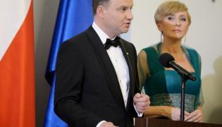 Andrzej Duda; Agata Kornhauser-Duda