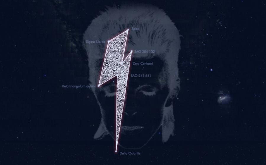 Konstelacja Davida Bowiego