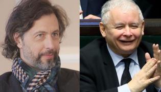 Szymon Majewski, Jarosław Kaczyński