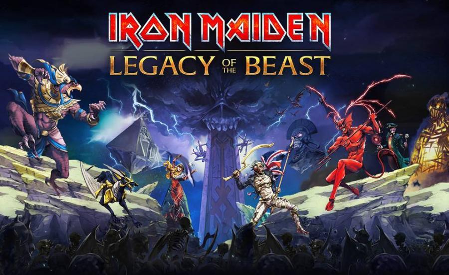 Zagraj w Iron Maiden