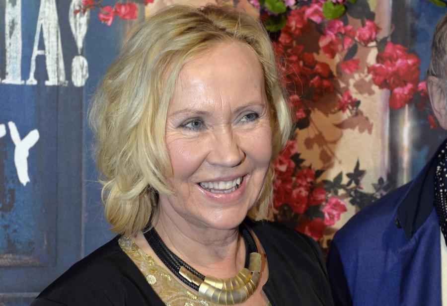 """Agnetha Fältskog na otwarciu restauracji """"Mamma Mia: The Party"""""""