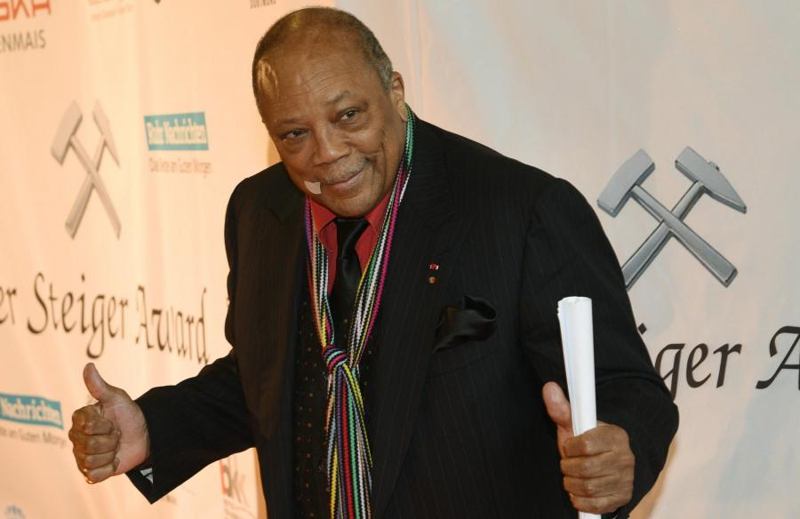 Oscarowa awantura: Quincy Jones