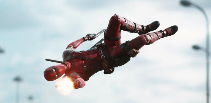 Deadpool w kinach IMAX