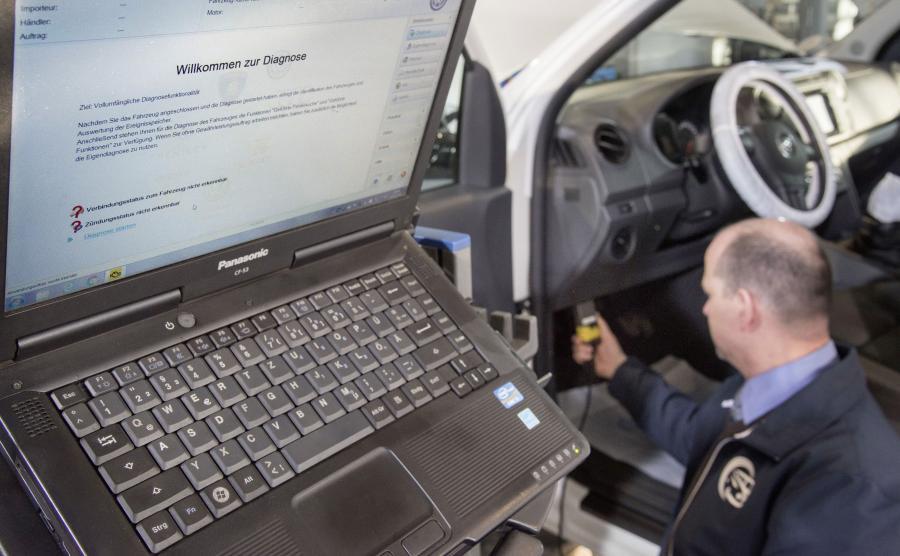 KE wszczęła procedurę m.in. przeciw Niemcom po skandalu z Volkswagenem