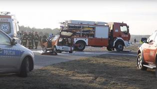 Wypadek w Pile - kadr z filmu