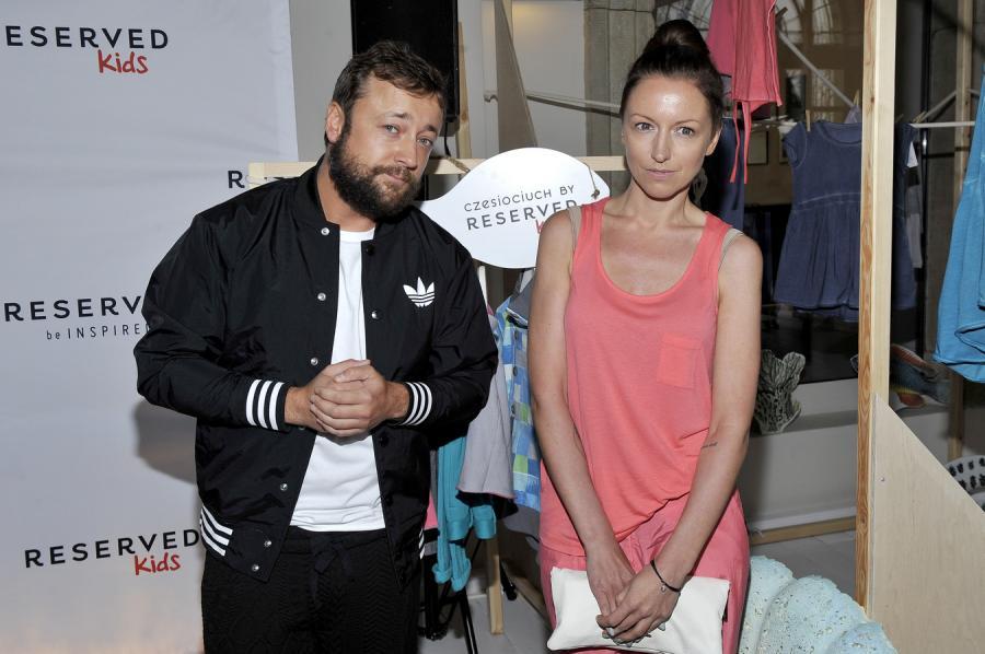 Czesław Mozil i Dorota Zielińska