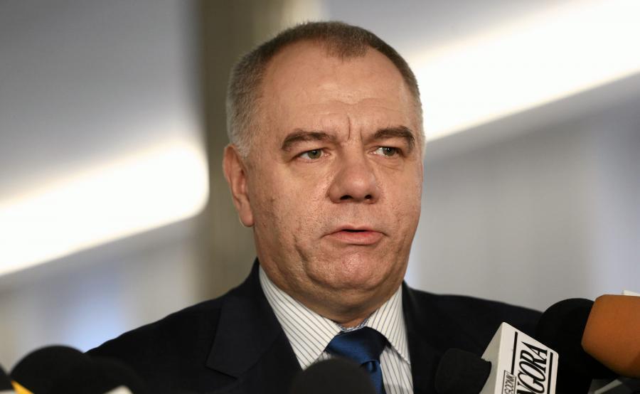 Poseł PiS Jacek Sasin