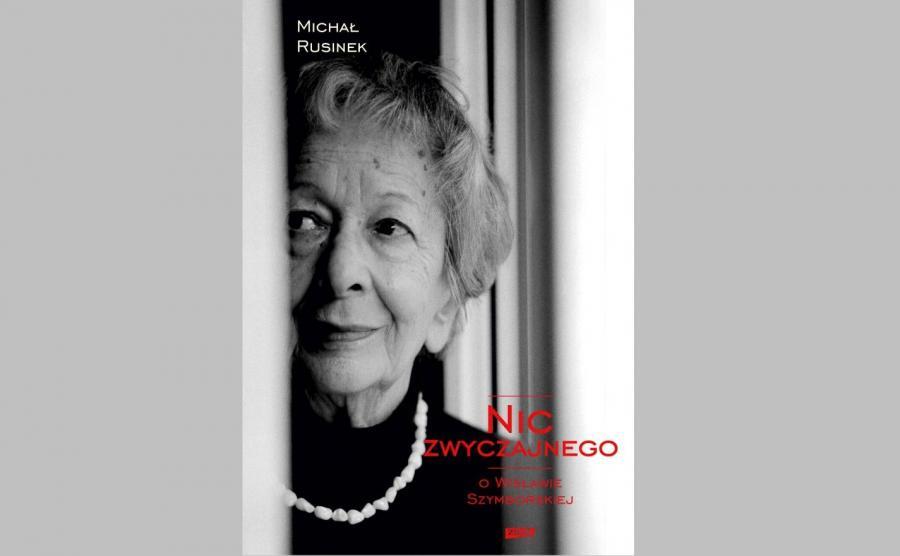 okładka książki Michała Rusinka \