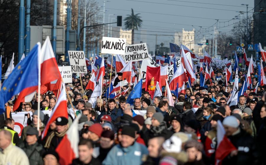 manifestacja Warszawa kod my naród