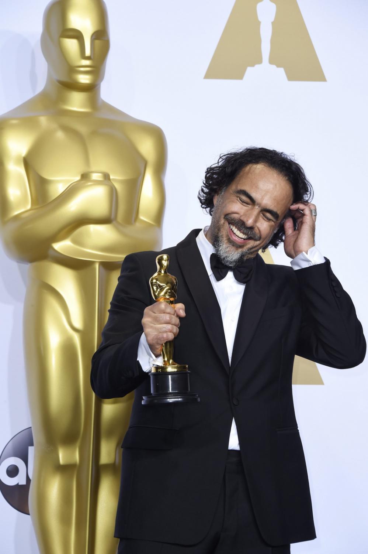 Alejandro Gonzalez Inarritu