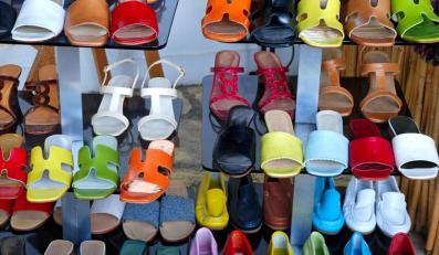 Niemcy uratowali polskie buty