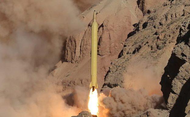 Irańska próba atomowa