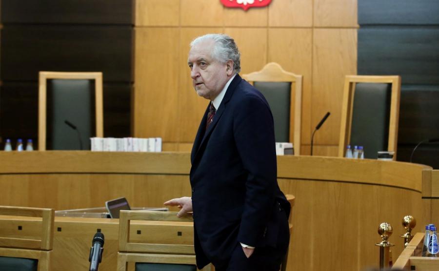 Przewodniczący TK Andrzej Rzepliński