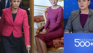 Iwona Śledzińska-Katarasińska, Agata Kornhauser-Duda i Beata Szydło