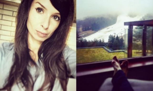 Marta Kaczyńska pokazuje prywatne zdjęcia na Instagramie [FOTO]