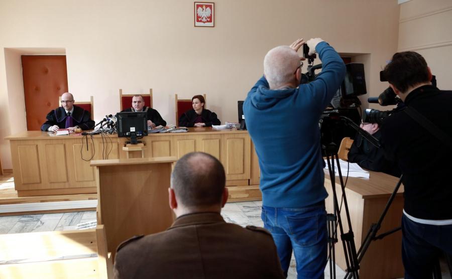 Mariusz Trynkiewicz skazany za posiadanie pornografii dziecięcej