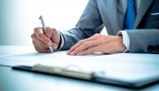 Podpisywanie dokumentów