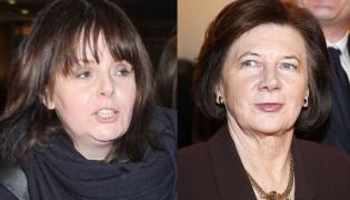 Karolina Korwin Piotrowska, Maria Kaczyńska