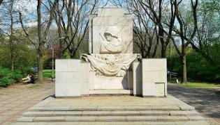 Pomnik Wdzięczności Żołnierzom Armii Radzieckiej w Parku Skaryszewskim