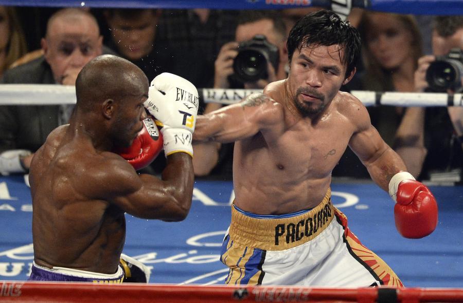 Manny Pacquiao wygrał swoją pożegnalną walką
