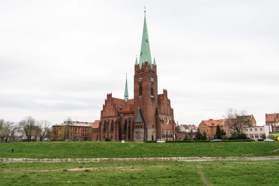 Legnica kościół św. Jacka