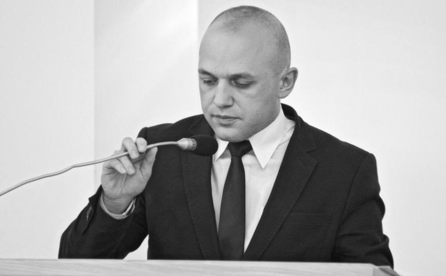 Norbert Małolepszy (Fot. Urząd Miejski Jastrzębie Zdrój)