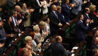 Opinia publiczna zapozna się nagraniami z monitoringu z Sejmu?