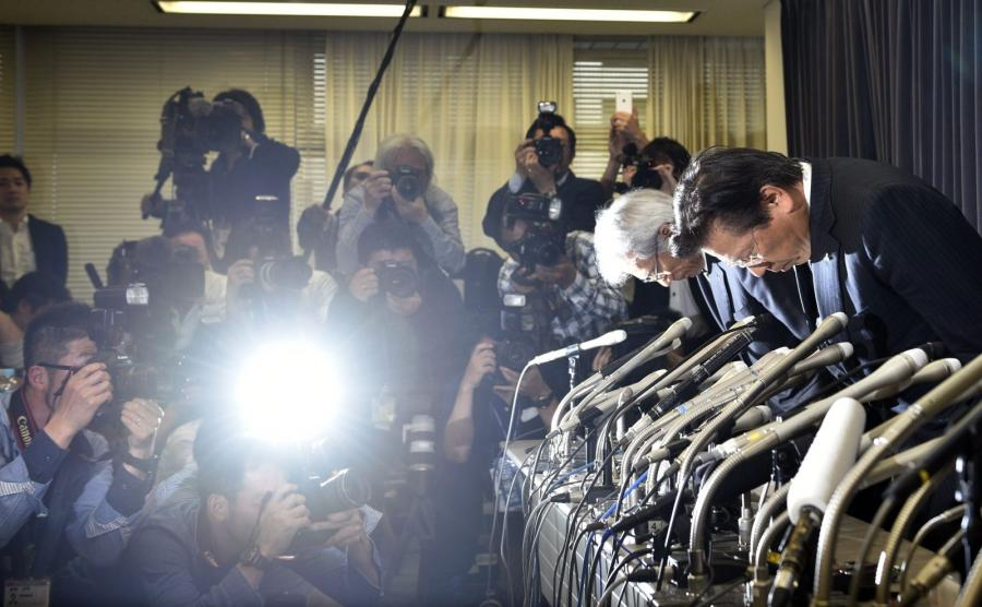 Tetsuro Aikawa, szef Mitsubishi Motors