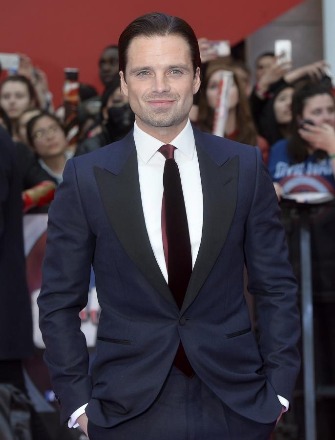 Sebastian Stan – filmowy Bucky Barnes / Winter Soldier