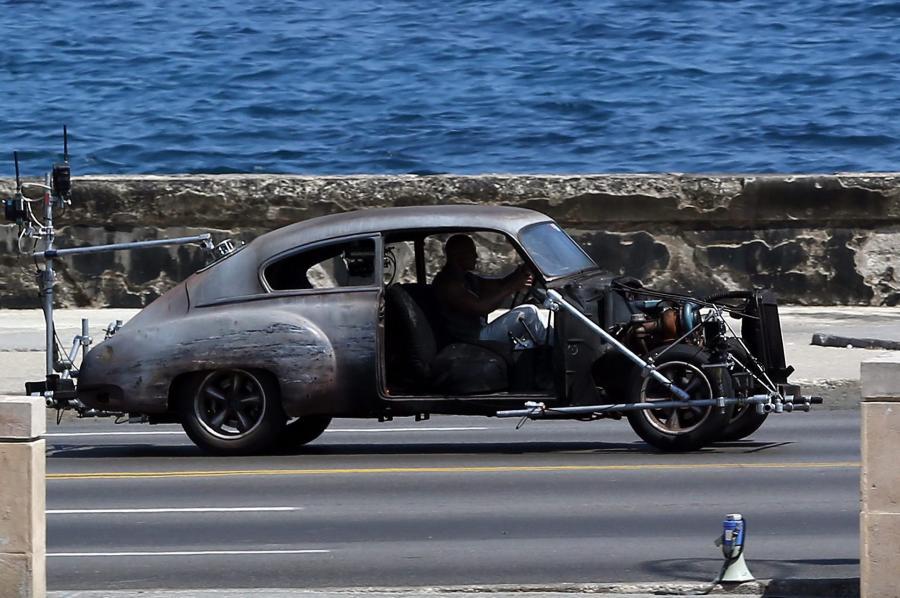 Na Kubie powstają zdjęcia do filmu \