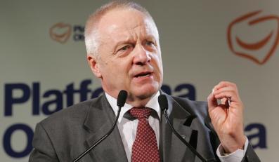 Niesiołowski: Odwołanie Grada szkodliwe