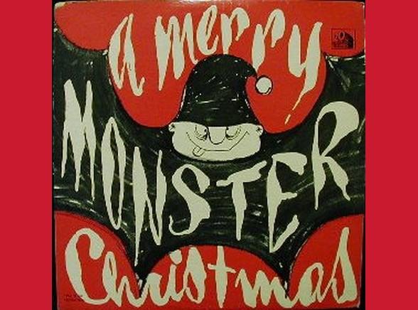 Strasznie wesołych Świąt!