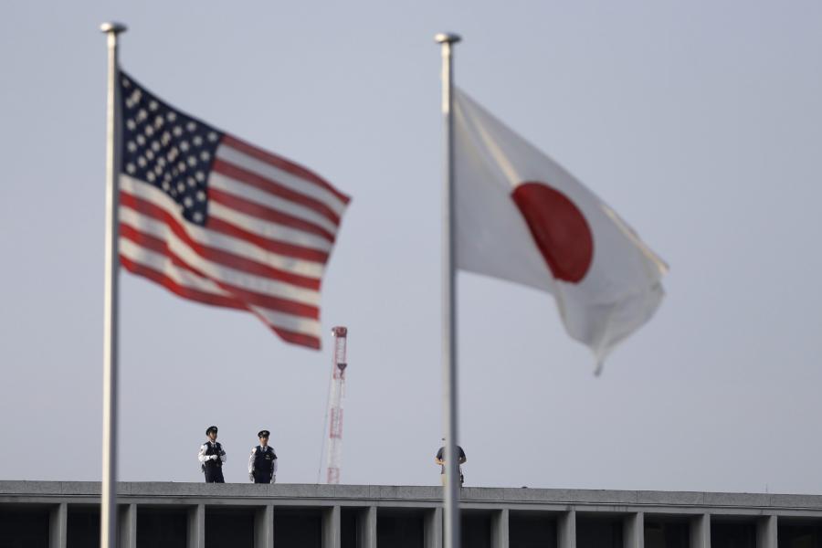 Prezydent Barack Obama w Hiroshimie