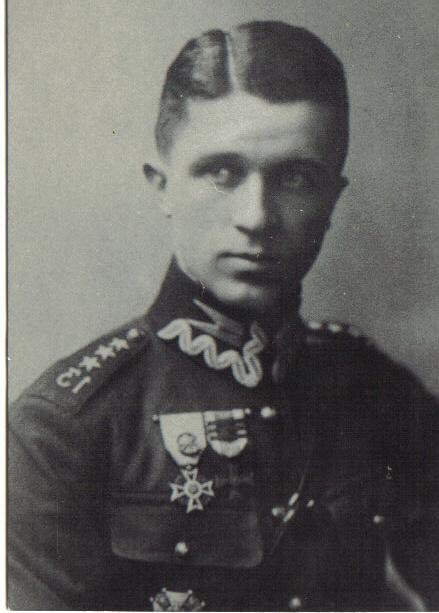 Rotmistrz Jerzy Sosnowski
