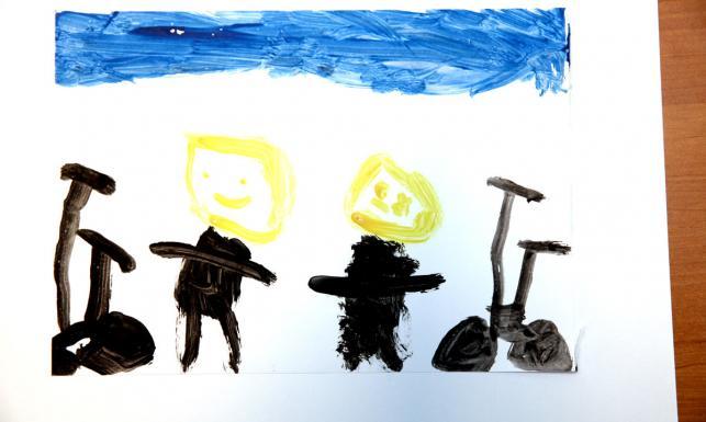 Dzieci narysowały DGP. Te prace możesz kupić na aukcji [ZDJĘCIA]
