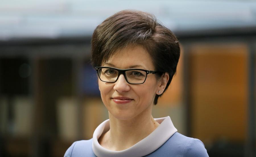 Prezes GPW, Małgorzata Zaleska