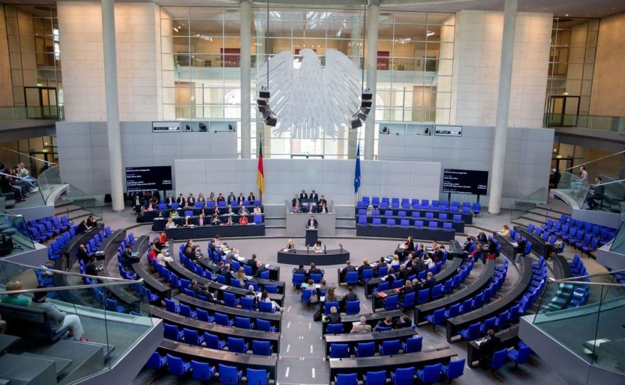 Parlament w Niemczech