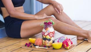 Dieta aktywnej kobiety