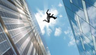 Akrobacje na wysokościach