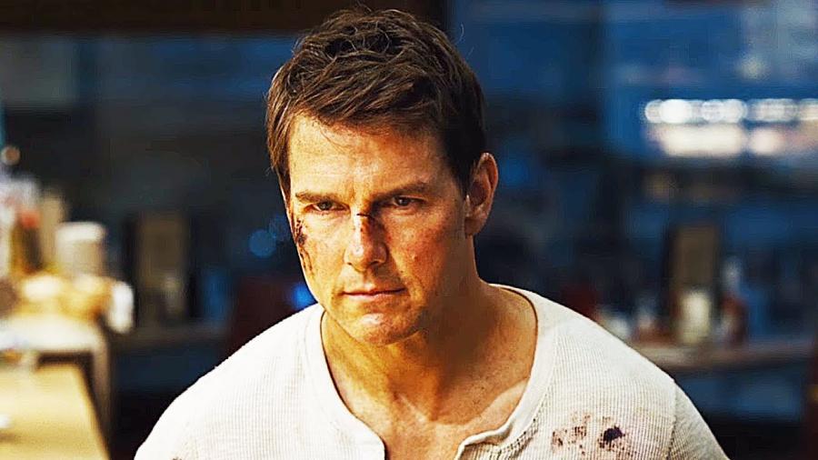 Tom Cruise powraca jako twardy Jack Reacher