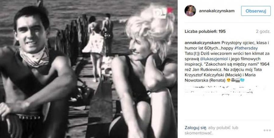 rodzice Anny Kalczyńskiej